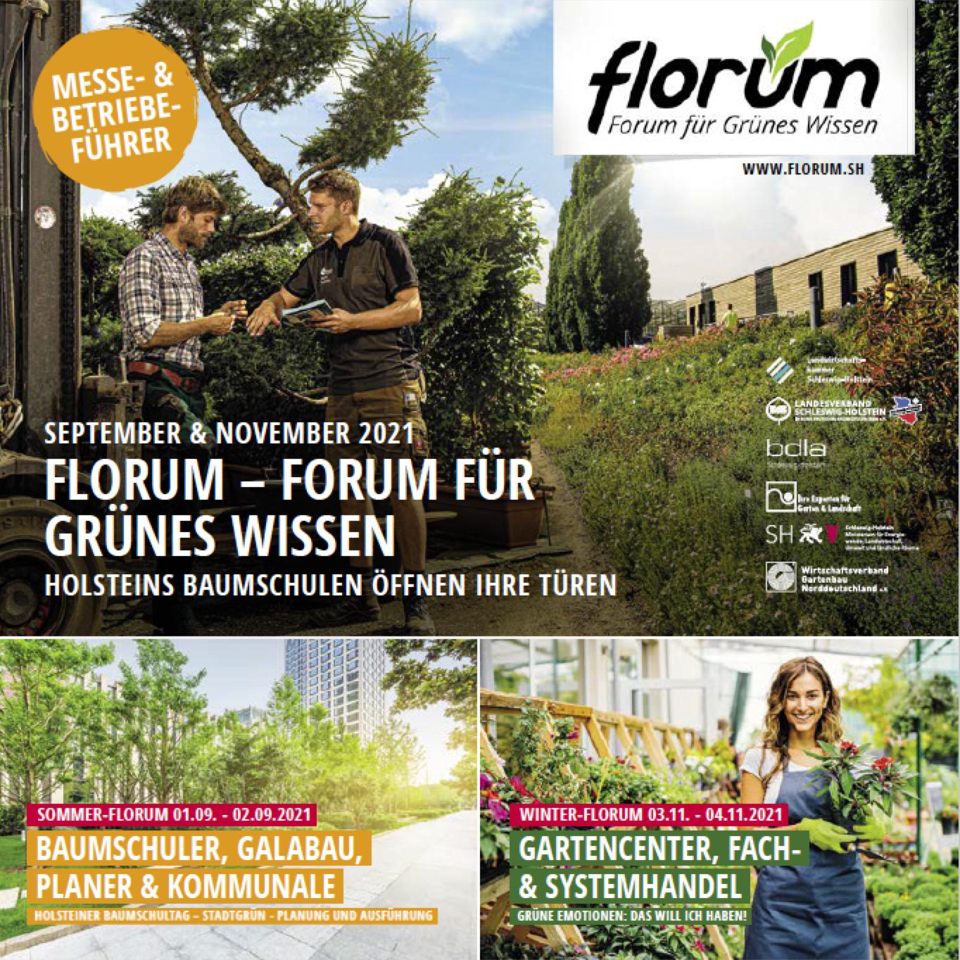Betriebeführer Florum 2021